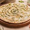 Фото к позиции меню Пицца с грушей и сыром