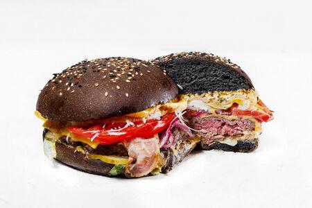 Бургер Черная жемчужина