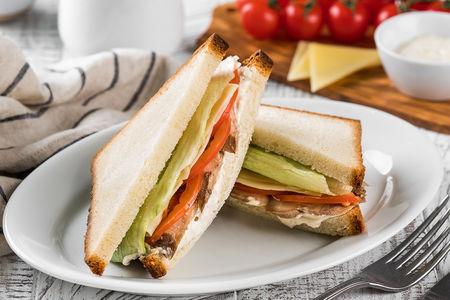 Сэндвич Цезарь