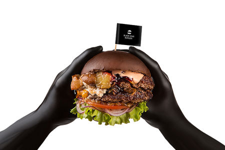 Бургер VIP с говядиной