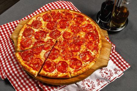 Пицца Дьябло с салями