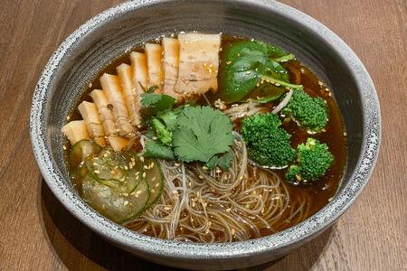 Суп Сычуаньский со свиным боком