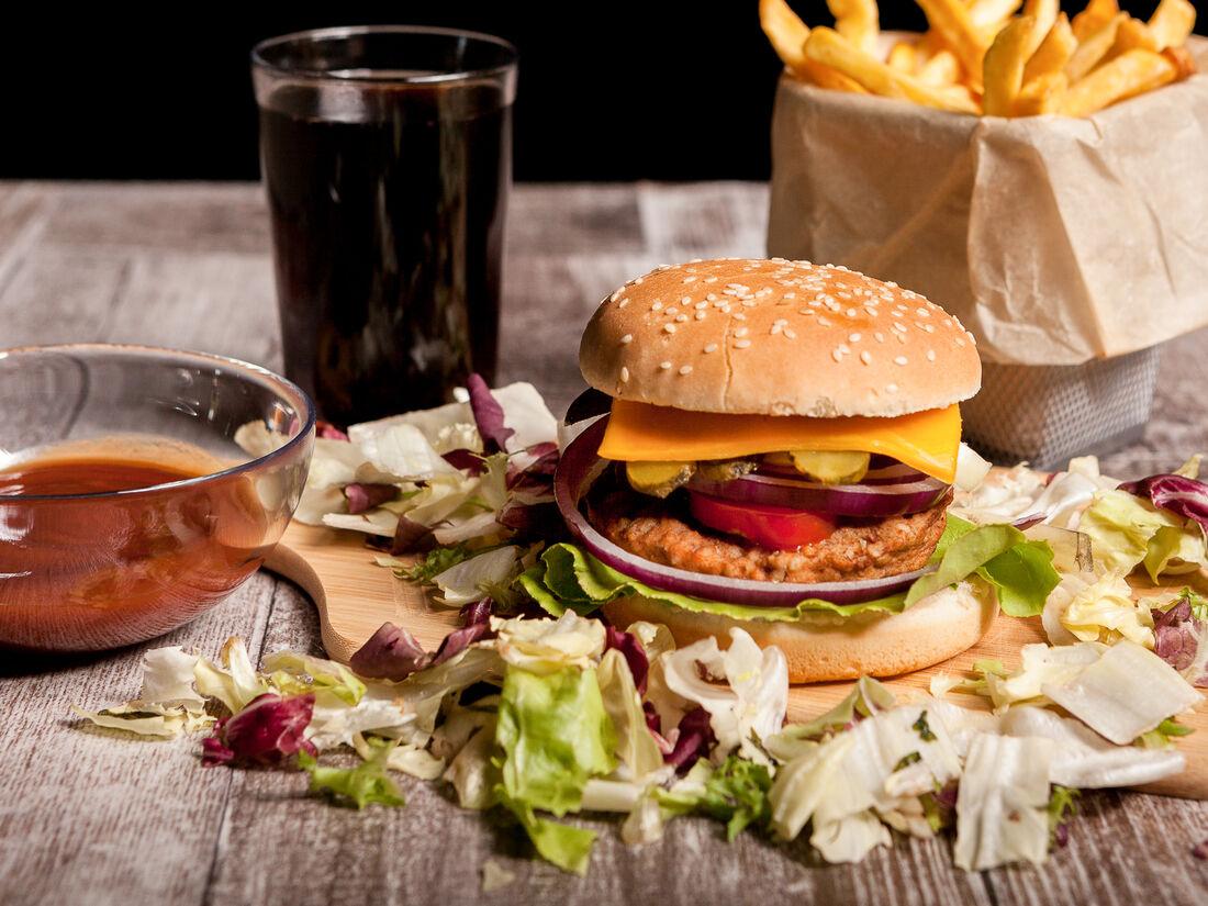 Ресторан Burger & Smoke
