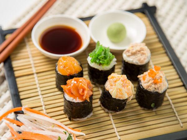 Sushi van