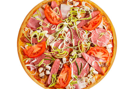 Пицца Супермясная
