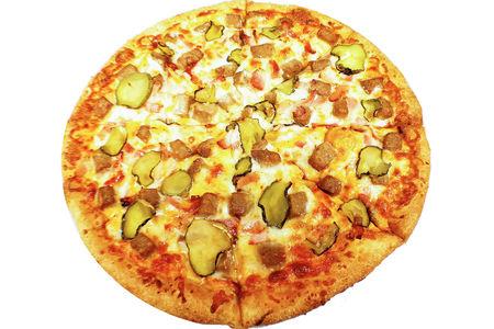 Чизбургер пицца