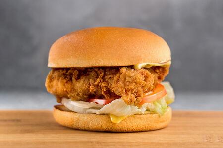Сэндвич Чикен тендер медово-горчичный