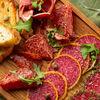 Фото к позиции меню Сет итальянских колбас