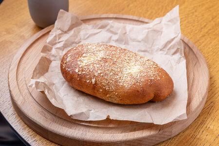 Фирменнный пирожок с картофелем и укропом