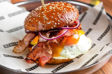 Wake Up бургер