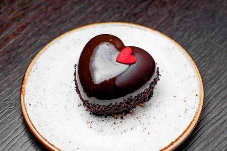 Пирожное Шоколадная Любовь