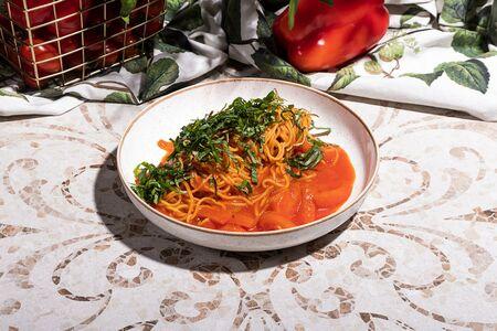 Спагетти Помадоро