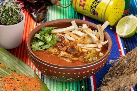 Суп Тортилья