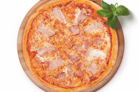 Пицца Ароматная с беконом