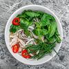Фото к позиции меню Вьетнамский суп Фо га с курицей
