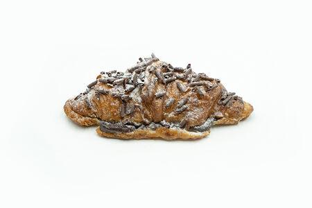 Круассан Миндальный с шоколадом