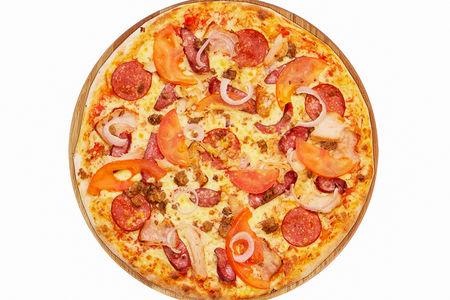 Пицца Двойная Мясная