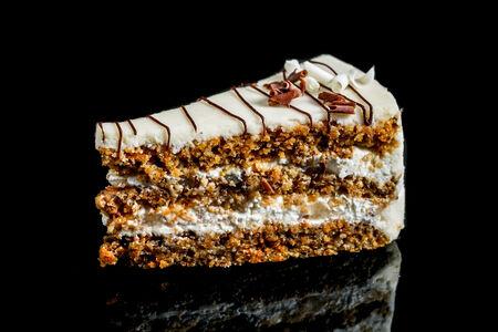 Торт Морковно-грушевый чиз