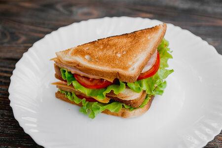 Сэндвич ветчина-сыр