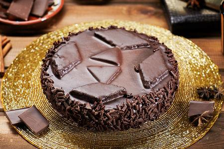 Торт Тройной Шоколад Мини Презент