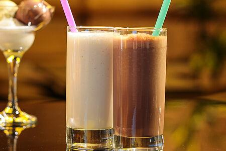 Молочный коктейль Rafe