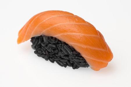 Суши Блэк с лососем