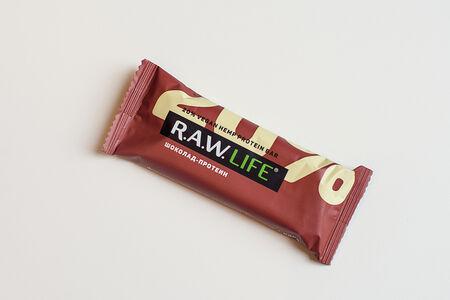 Батончик Рав Лайф Шоколад-Протеин
