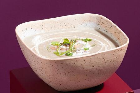 Суп Грибной с гренками