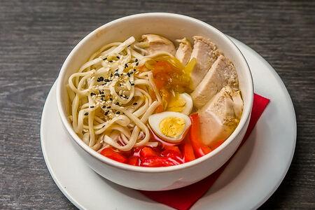 Суп Японский рамен