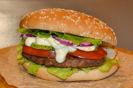 Бургер Греческий