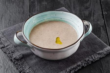 Суп-пюре Грибной с трюфельным маслом