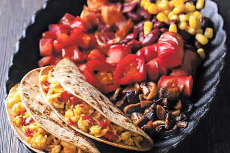 Большой мексиканский завтрак