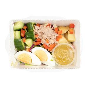Салат с тунцом «Хлеб Насущный»