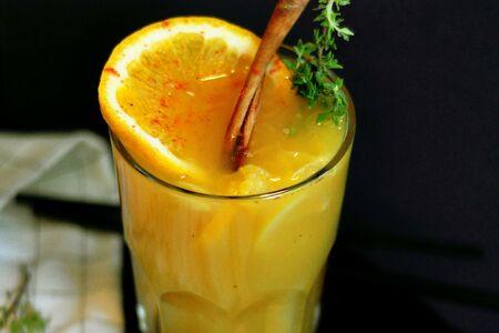 Чай пряное манго
