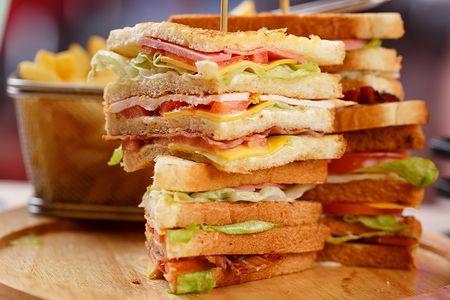 Сэндвич Двойной клаб
