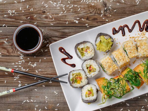 Sushi bar Time
