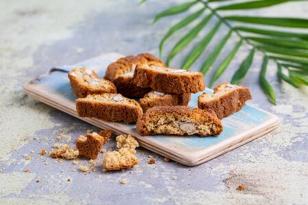 Печенье Кантуччини с миндальным орехом