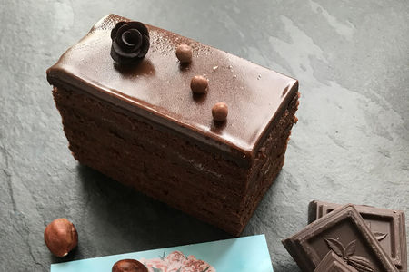 Пирожное Шоколадный Альгамбро