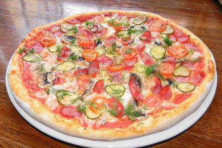 Пицца от Сержа
