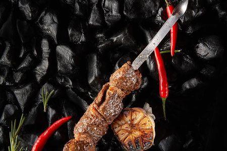 Кабоб жаз (шашлык из баранины)