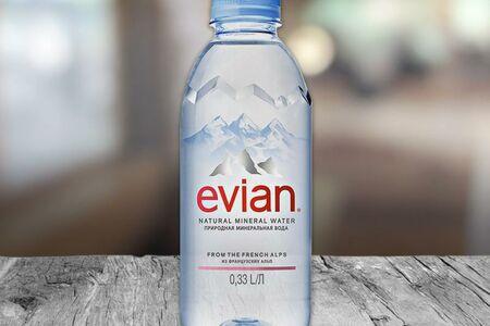 Минеральная вода Эвиан