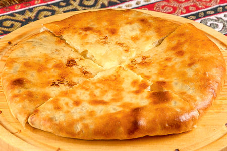 Хачапури с  телятиной