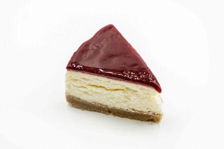 Торт Чизкейк Вишня порционный