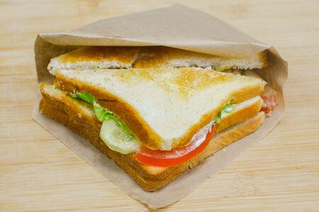Сэндвич Курица-сыр