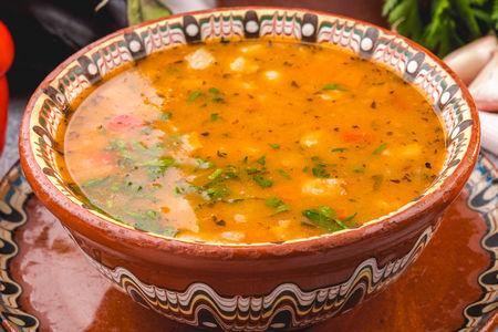 Суп Боб чорба