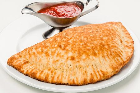 Закрытая пицца Чикен Ренч