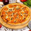Фото к позиции меню Пицца Грибная пепперони