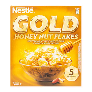 Хлопья Nestle медовые кукурузные
