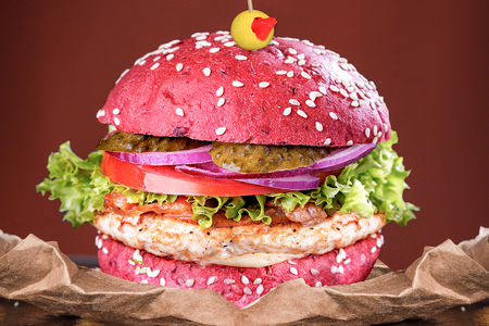 Чили бургер Красный остряк