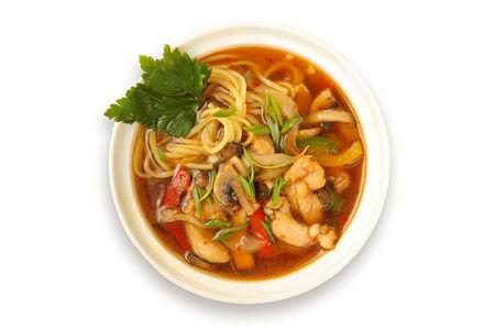 Суп Тори набэ